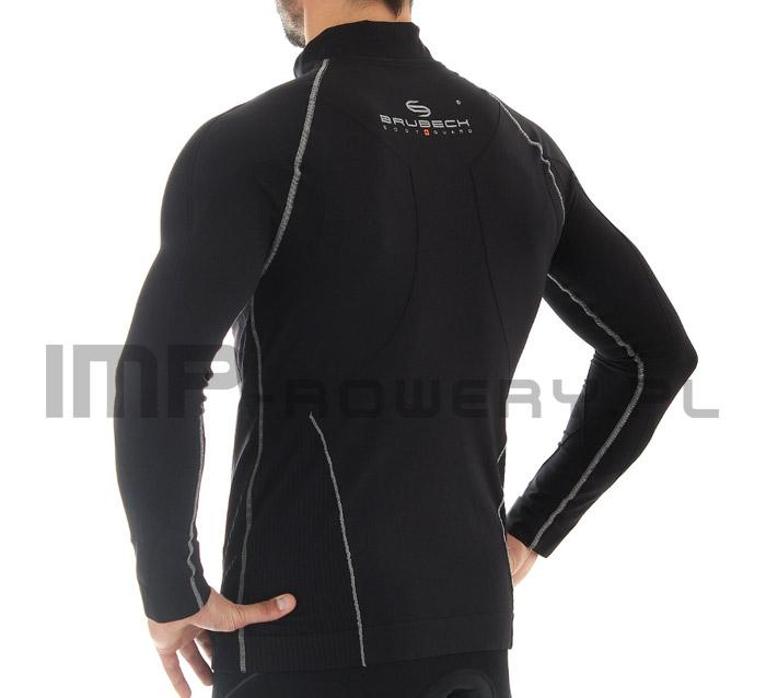 Bluza BRUBEZK z mębraną wiatroszczelną